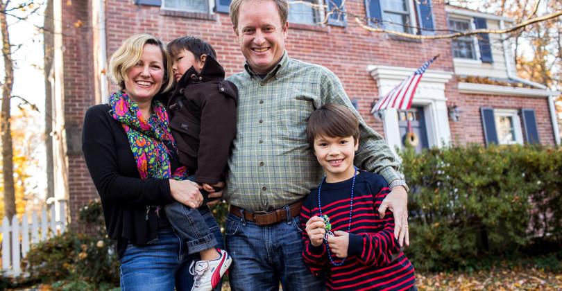 Семейное пара с казахами фото 530-926