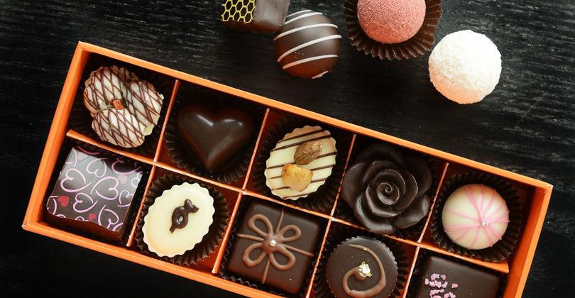 Всемирный день шоколада: история любви