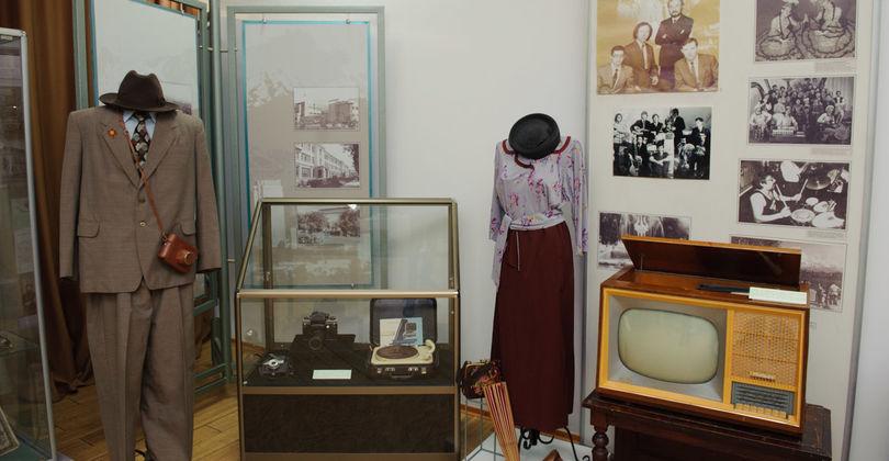 Место: Музей истории города Алматы
