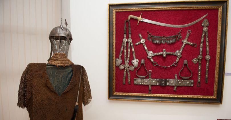Наследие предков: Крупнейшая коллекция прикладного искусства казахов