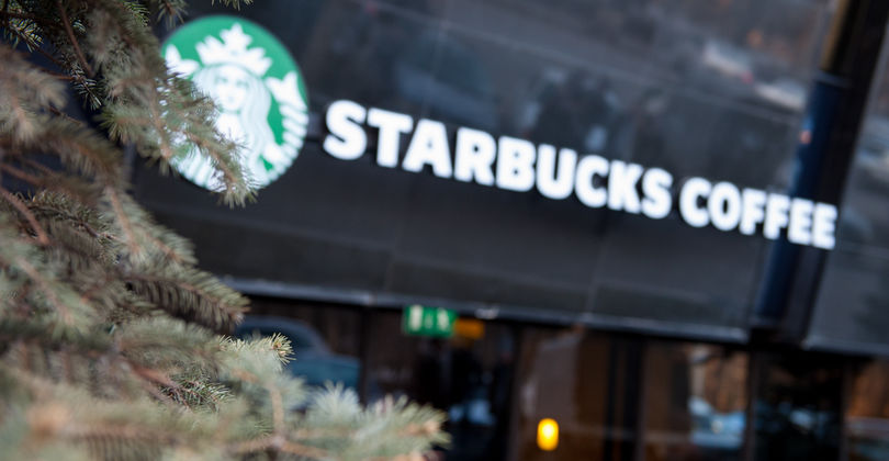 Starbucks покоряет Алматы