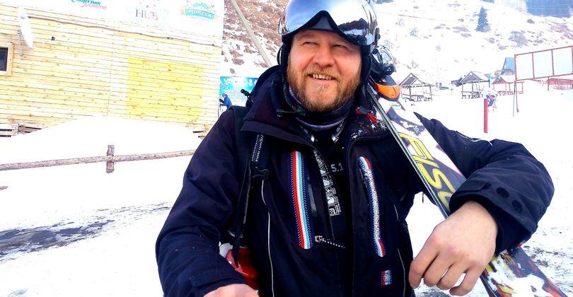 Один день з життя інструктора з гірських лиж