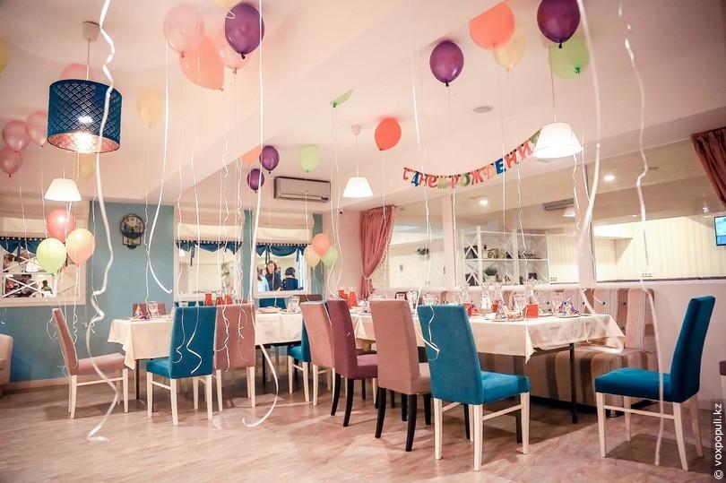 Рестораны в балашихе для дня рождения