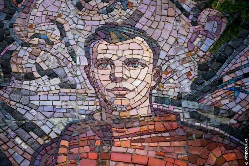 Портрет Ю. А. Гагарина