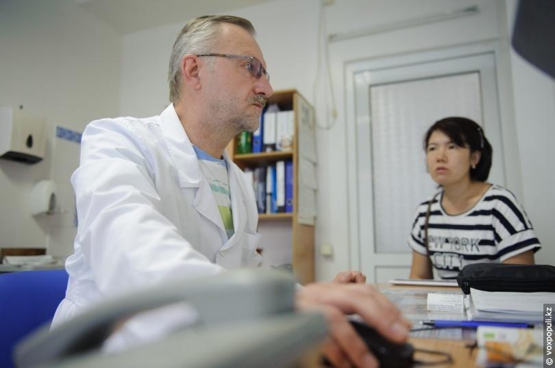 Русские девочки целочки у гинеколога 5 фотография