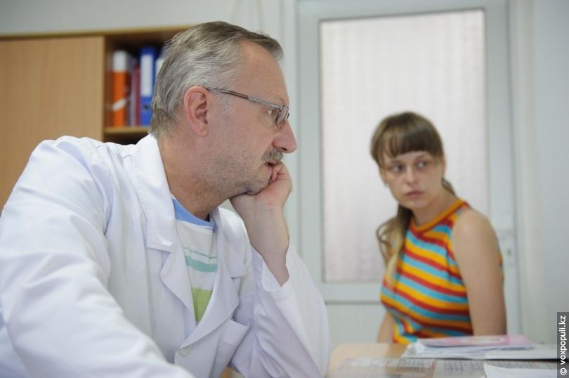 осмотр гинеколога мужчины фото