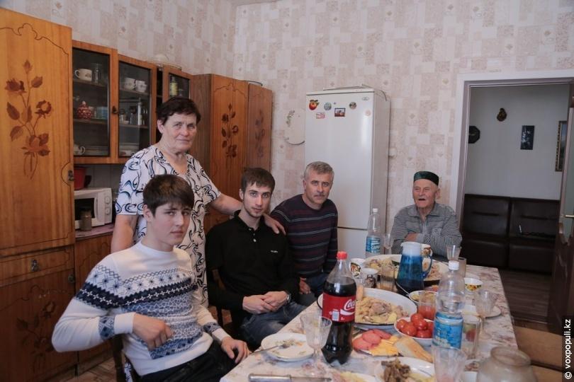 Семья Газимиевых