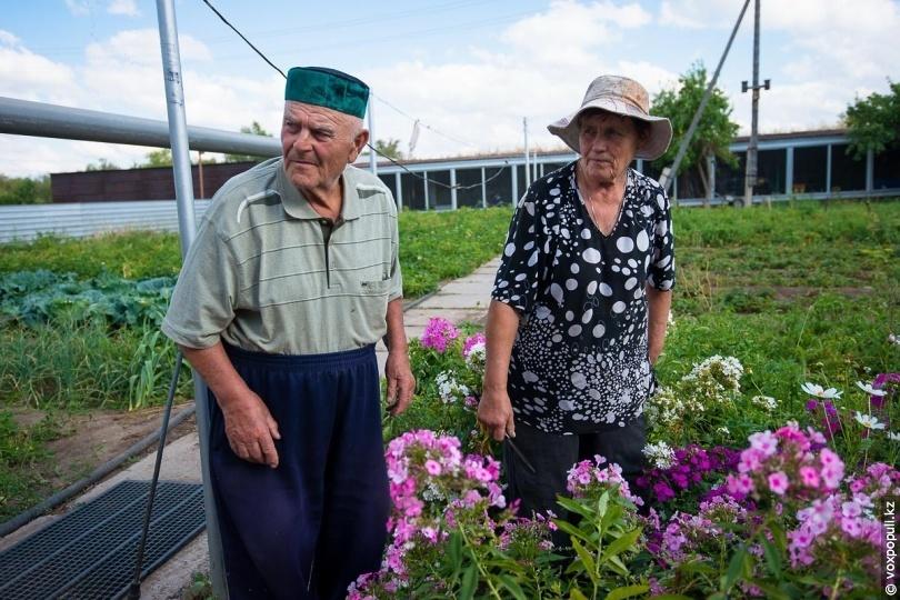 Имран Гойтемирович с супругой Юлией Афанасьевной