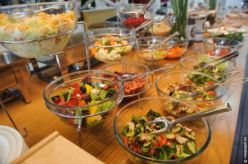 ресторан здорового питания fresh