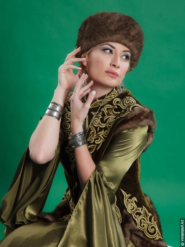 национальной казахской одежды знакомство с