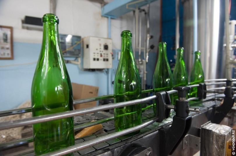 Бутылка для газированных вин