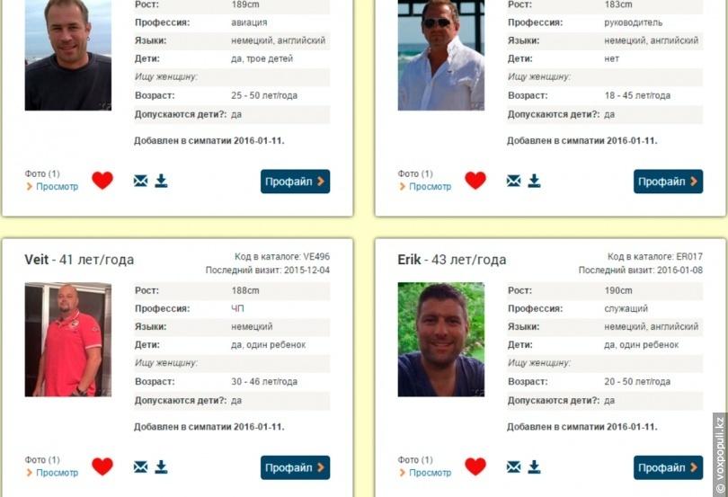 сайт знакомств русских мужчин живущих в германии
