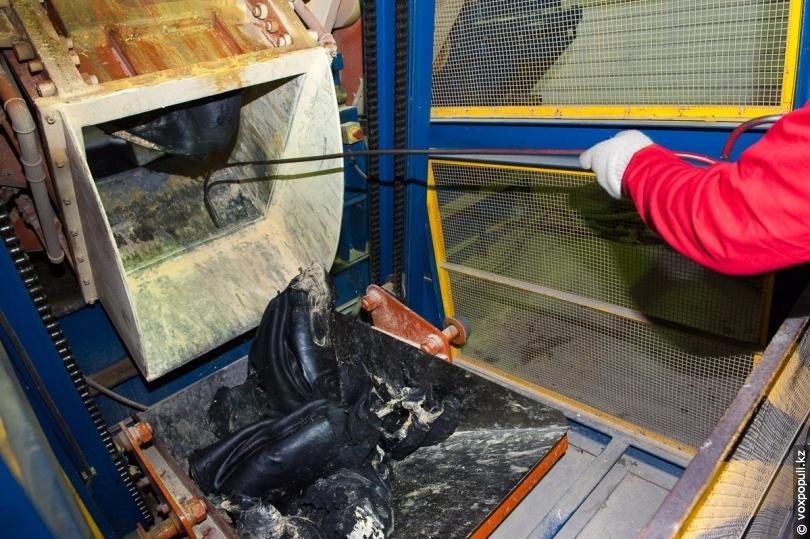 Изготовление синтетического каучука