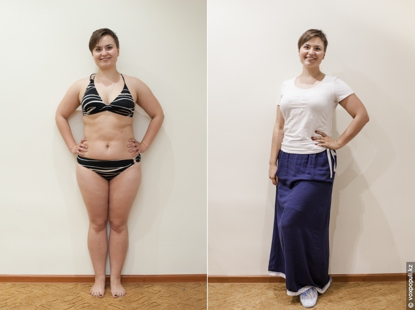 Метод реального похудения