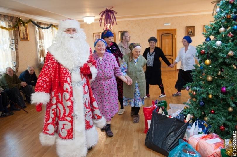 Сценарий нового года 2012 для домов престарелых сушигорицы дом престарелых