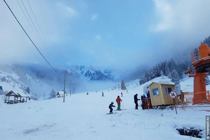 Горный курорт Ski Park Pioneer. Курорт Ski Park Pioneer (бывшая горнолыжная  база « ... 62dedab8ad6