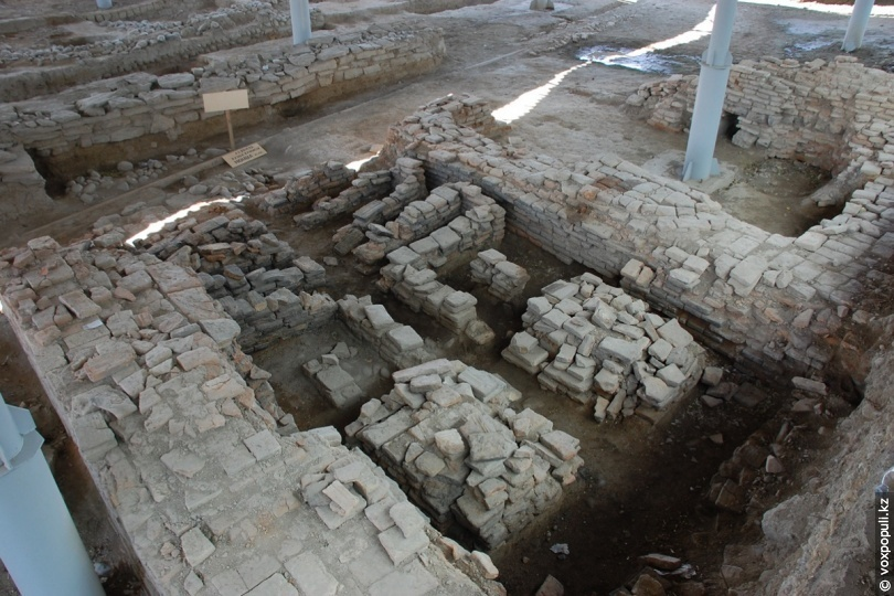 Ванна-хаммам XI-XII століття