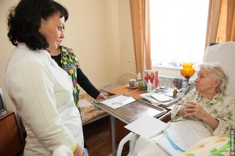 Работа санитаркой в доме престарелых дом для престарелых смоленск