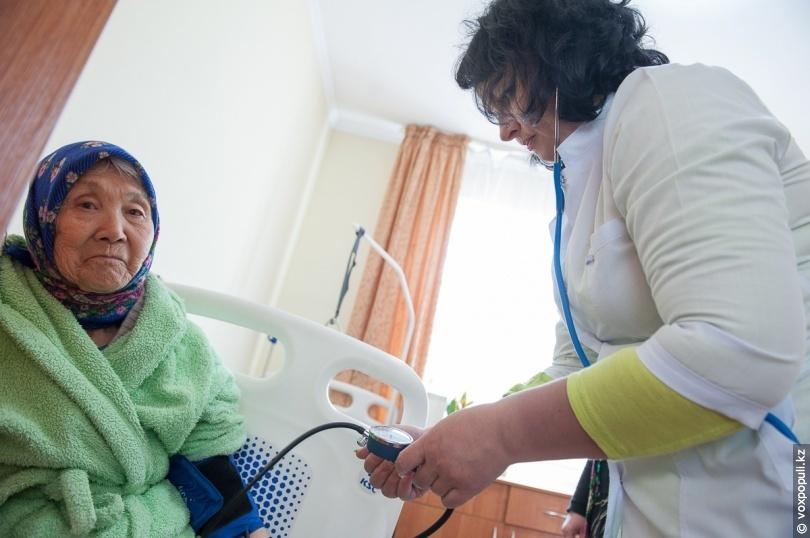 Вакансии санитарки в доме престарелых дом престарелых г.камызяк астраханской области