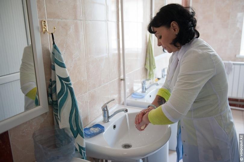 Вакансии санитарки в доме престарелых дома престарелых в краматорске