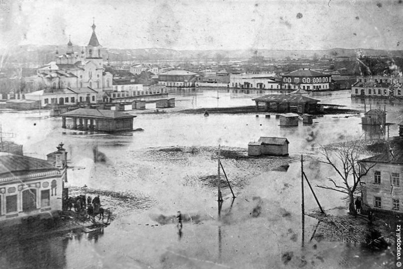 Наводнение в Усть-Каменогорске, 1931 год