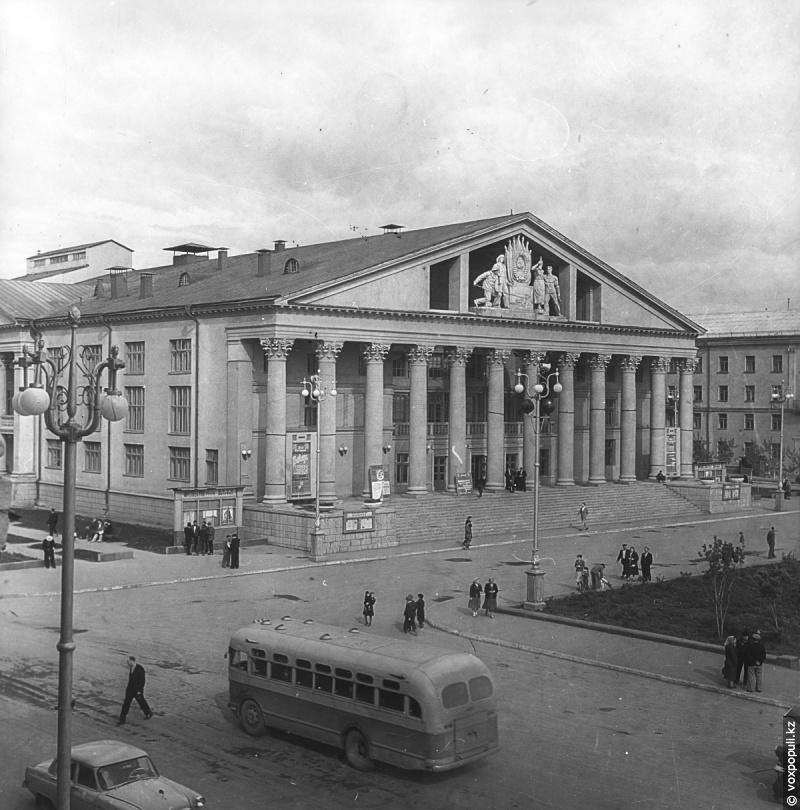 Дворец культуры «Металлург», 1959 год