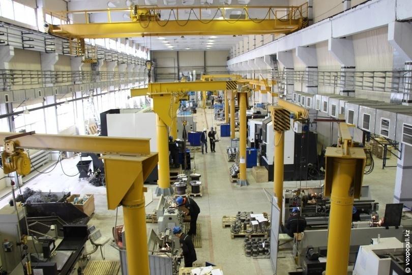 АО «Усть-Каменогорский завод промышленной арматуры»