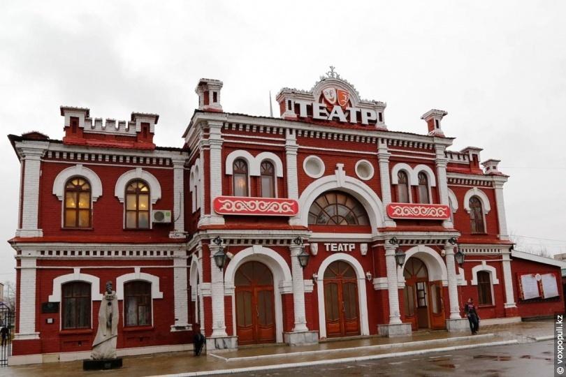 Областной драматический театр имени Жамбыла
