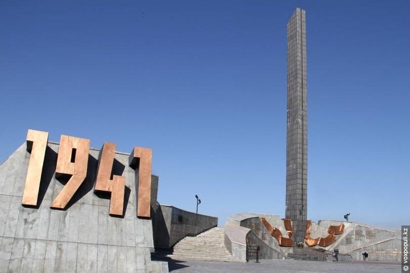 Мемориальный комплекс Победы