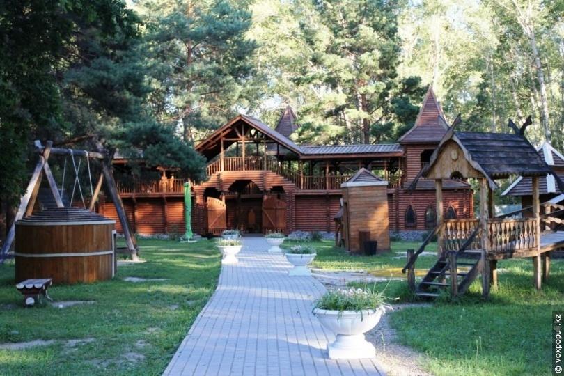 Архитектурно-этнографический и природно-ландшафтный музей-заповедник