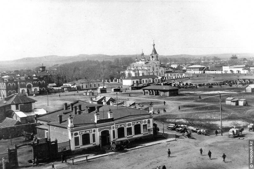 Дом купца Кожевникова, 1920 год