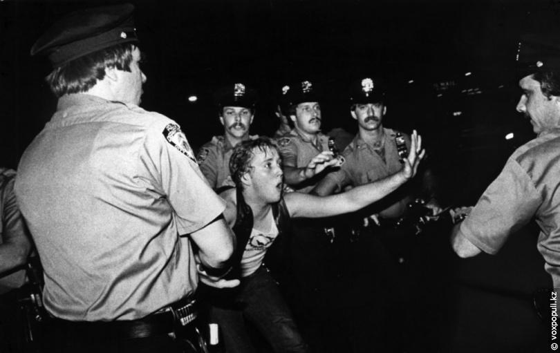 Стоунволлский бунт, 1969 год
