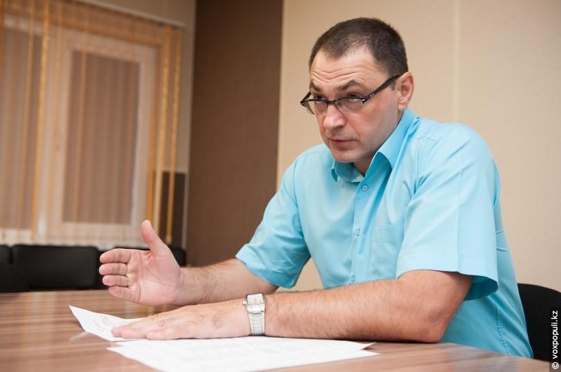 Юрій Овчинников, генеральний директор ТОВ «Бакирчікское гірничодобувне підприємство»