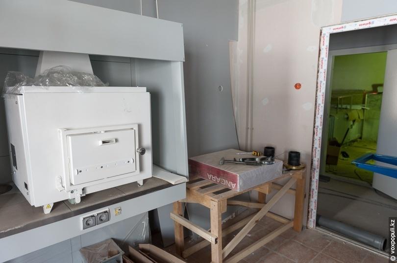 приміщення лабораторії