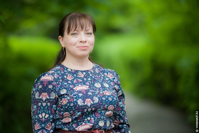 Психолог проекту Лариса Мірошниченко