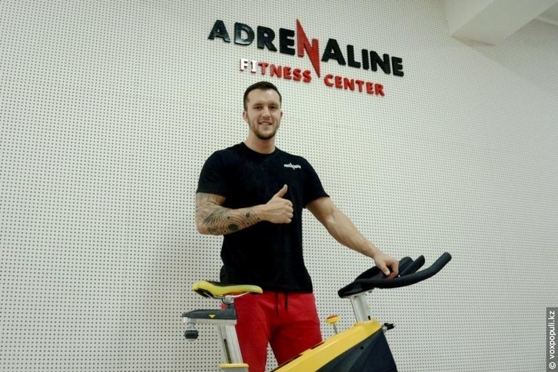 Тренер Никита Астапов