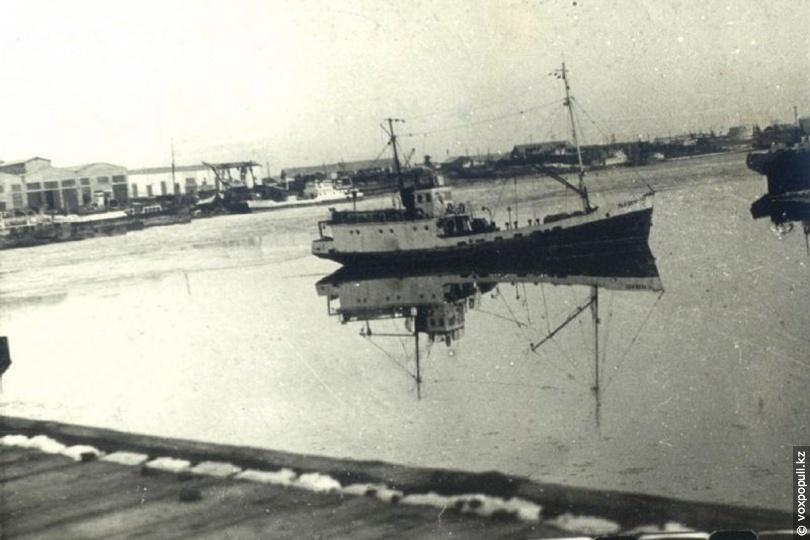 Аральське море в 60-х