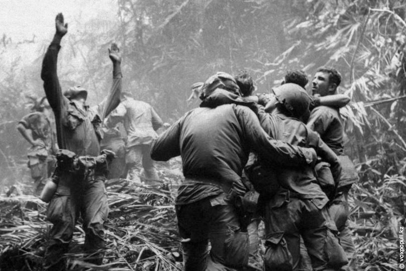 Війна у В'єтнамі.  Май 1968 р