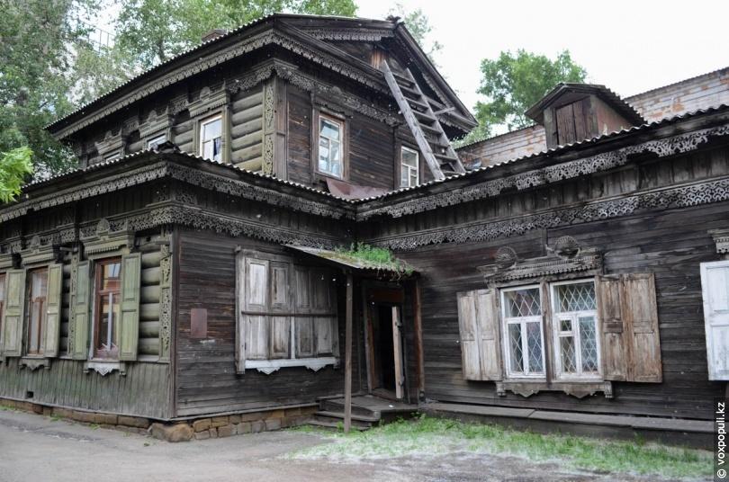 Дерев'яне зодчество Іркутська