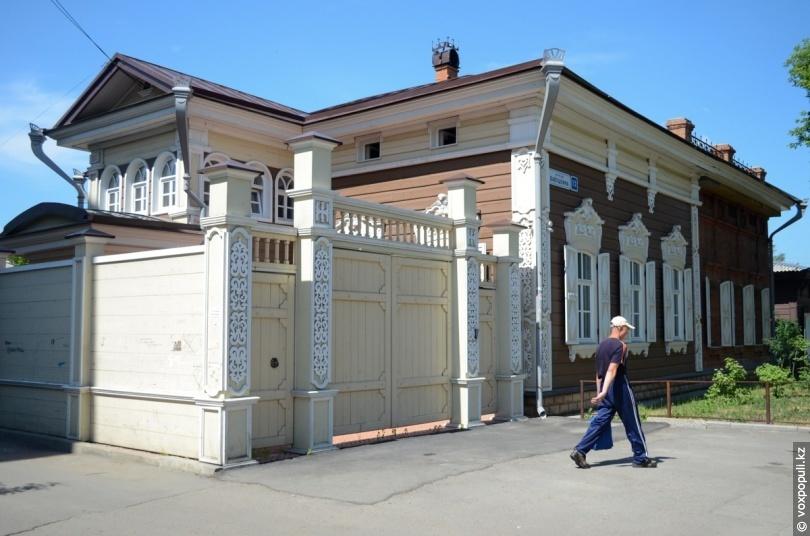 Відреставрований купецький особняк