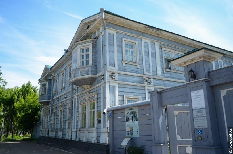 Будинок-музей декабриста Волконського
