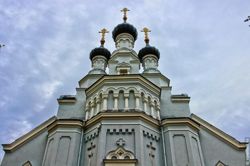 Собор Володимирської ікони Божої Матері, Кронштадт