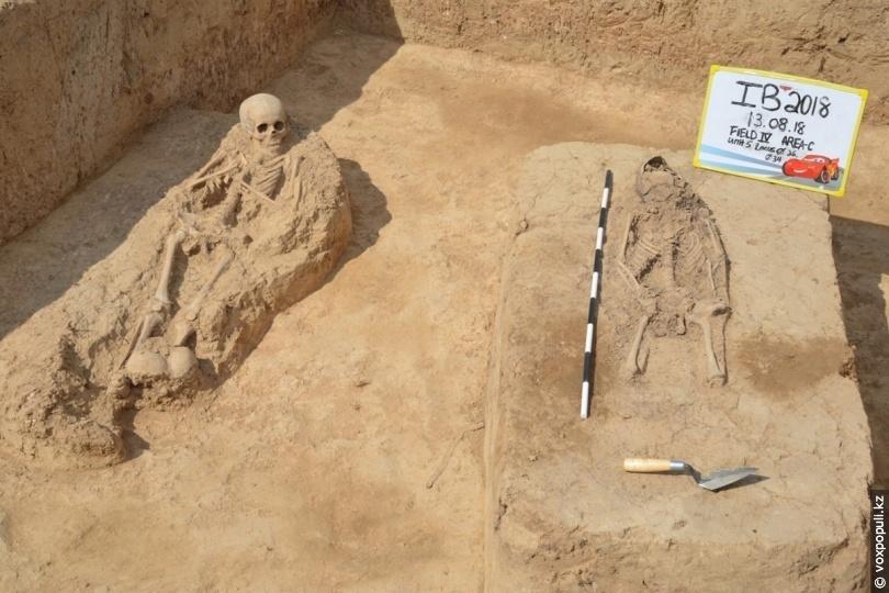 багаторівневе поховання