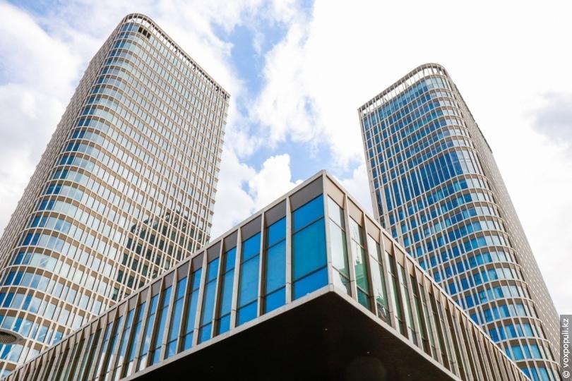 Бизнес-центр Talan Towers, Нур-Султан, Казахстан