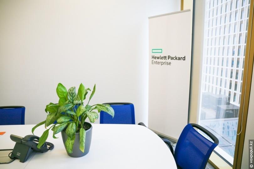Офис Hewlett Packard Enterprise, Talan Towers, Нур-Султан
