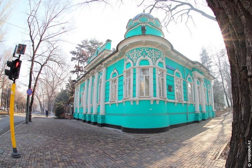 Дом Головизина, Алматы