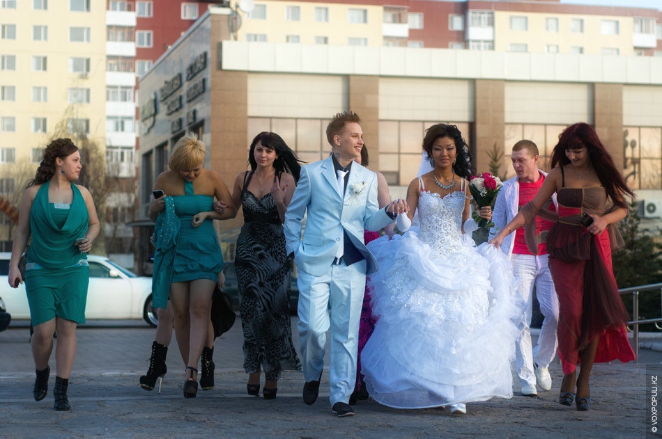 Геи и трансвеститы свадьбы