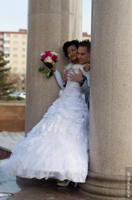 Лесбианская свадьба