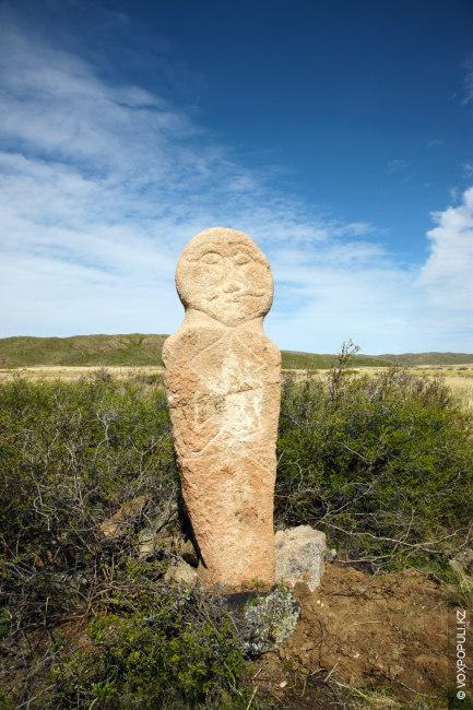 В поисках каменных воинов