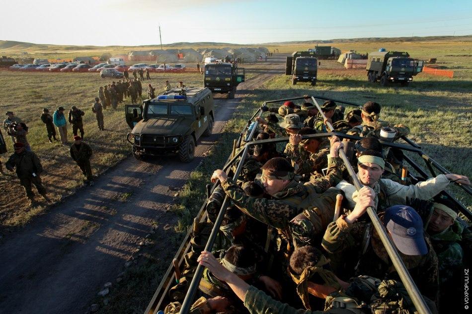 Всего в стране 124 краповых берета – это те бойцы, которые еще находятся на службе....